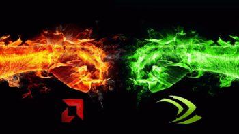 Permalien vers:PUISSANCE DES CARTES GRAPHIQUES NVIDIA / AMD